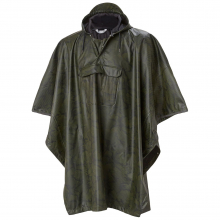 Moss Poncho by Helly Hansen