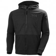 Men's Stripe Hybrid Jacket