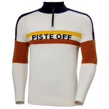 Men's Tricolore Knitted Sweater