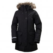 Women's Mono Material Puffy Jacket