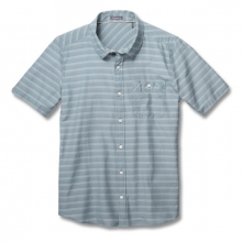 Men's Wonderer SS Shirt by Toad&Co in Golden Co