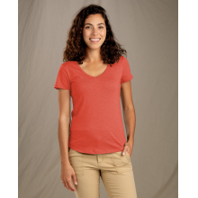 Women's Marley SS Tee by Toad&Co in Santa Barbara Ca