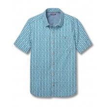 Men's Fletch Print SS Shirt