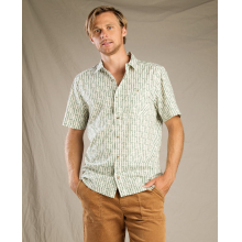 Men's Fletch Print SS Shirt by Toad&Co in Tucson Az
