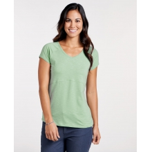 Women's Bonita Ss Tee by Toad&Co in Marina Ca