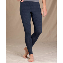 Women's Printed Lean Legging