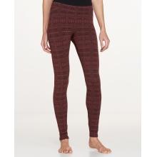 Women's Printed Lean Legging