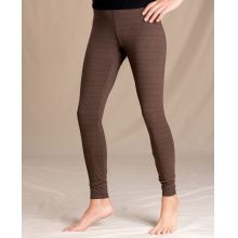 Women's Printed Lean Legging by Toad&Co in Chelan WA