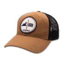 Land Vs Water Trucker Hat