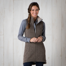 Outbound Long Vest by Toad&Co