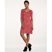 Women's Rosalinda Dress by Toad&Co in Marina Ca