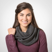 Uptown Infinity Scarf