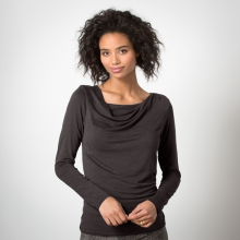 Women's Revery LS Top by Toad&Co in Golden Co