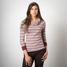 Stripe Out Boat Twist Tee by Toad&Co in Trumbull Ct