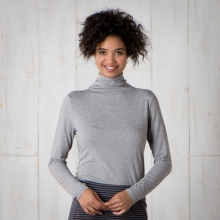 Women's Swifty LS T-Neck by Toad&Co