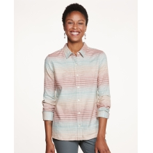 Women's Lightfoot LS Shirt by Toad&Co in Golden Co