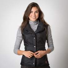 Airvoyant Diamond Vest by Toad&Co