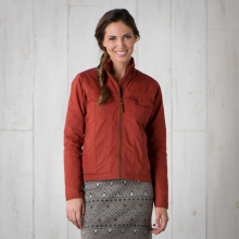 Women's Kenai Quilted Jacket by Toad&Co in Durango Co