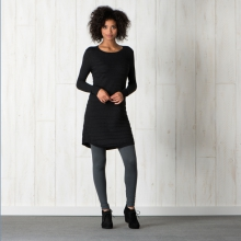 Shadowstripe Sweaterdress by Toad&Co