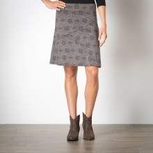 Women's Oblique Skirt