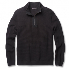 Emmett Quarter Zip Sweater