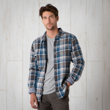 Men's Mojac Overshirt by Toad&Co in Golden Co