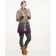 Women's Merino Heartfelt Hoodie by Toad&Co in Anchorage Ak