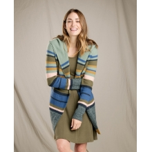 Women's Merino Heartfelt Hoodie by Toad&Co in Costa Mesa Ca