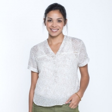 Women's Airbrush Pullover Shirt by Toad&Co