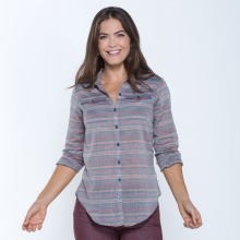 Women's Airbrush LS Deco Shirt by Toad&Co