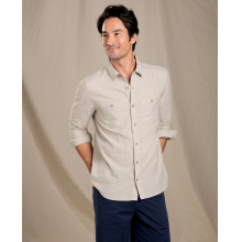 Men's Honcho Dos LS Shirt by Toad&Co in Marina Ca