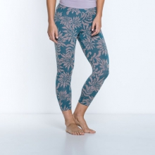 Women's Print Lean Capri Legging by Toad&Co