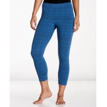 Women's Print Lean Capri Legging
