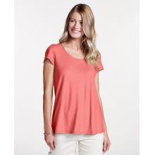 Women's Tissue Crossback SS Tee by Toad&Co in San Diego Ca