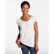 Women's Tissue Crossback SS Tee by Toad&Co in Berkeley Ca