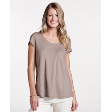 Women's Tissue Crossback SS Tee by Toad&Co in Arcadia Ca