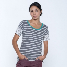 Women's Slubstripe Dolman Tee by Toad&Co