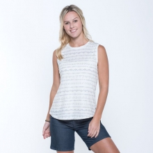 Women's Tissue Vented Tank