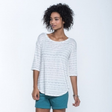 Women's Papyrus Flowy 3/4 Tee by Toad&Co