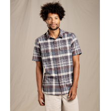 Men's Hookline SS Shirt by Toad&Co in Iowa City IA