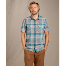 Men's Hookline SS Shirt by Toad&Co in Costa Mesa Ca