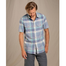 Men's Hookline SS Shirt by Toad&Co in Boulder Co