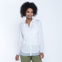 Women's Debug Hike-Thru LS Shirt by Toad&Co
