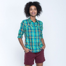 Women's Viewfinder LS Shirt by Toad&Co in Berkeley Ca