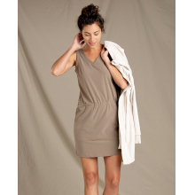 Women's Liv Dress by Toad&Co in Marina Ca