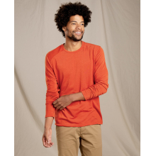 Men's Debug Lightweight LS Crew