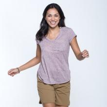 Women's Ember SS Tee by Toad&Co in Durango Co
