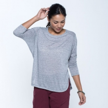Women's Ember 3/4 Sleeve Tee by Toad&Co in Durango Co