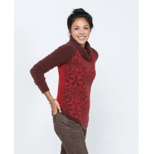 Women's Lucianna T-Neck Sweater by Toad&Co