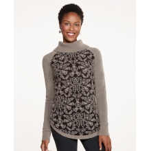 Women's Lucianna T-Neck Sweater